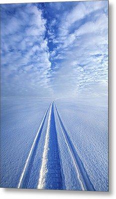 Metal Print featuring the photograph Boundless Infinitude by Phil Koch