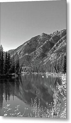 Bow River No. 2-2 Metal Print