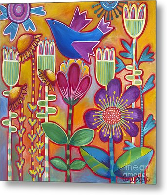 Brand New Day Metal Print by Carla Bank