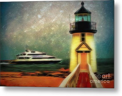 Brant Metal Print by Jack Torcello