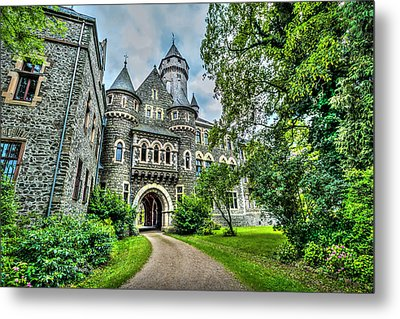 Metal Print featuring the photograph Braunfels Castle by David Morefield