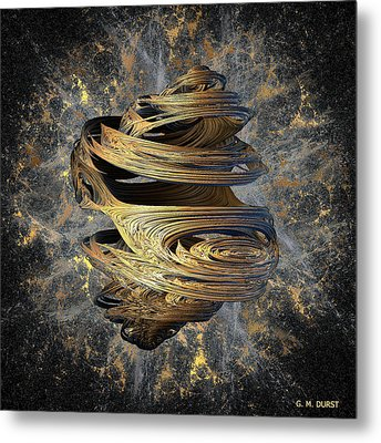 Breaking Free Metal Print by Michael Durst