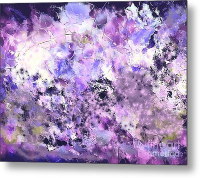 Breaking New Ground Metal Print