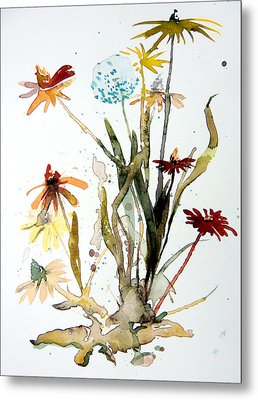 Breath Of Life Metal Print by Mindy Newman