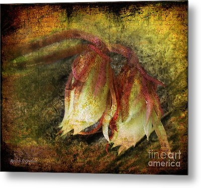 Metal Print featuring the digital art Breath Of Life by Rhonda Strickland