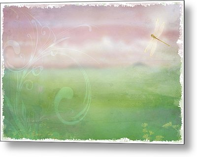 Breath Of Spring Metal Print by Christina Lihani