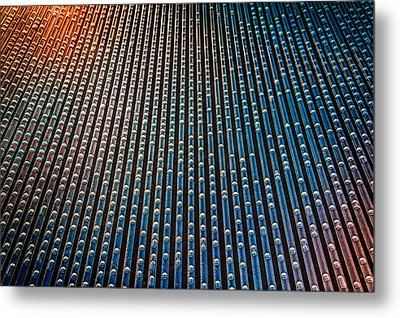 Breath Metal Print by Scott Norris