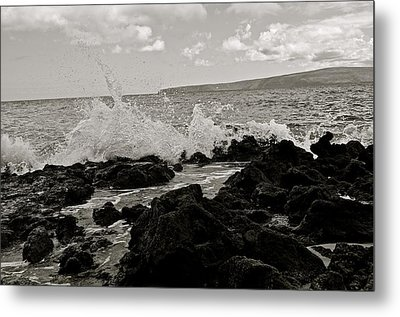 Breath Metal Print by Tracey Myers