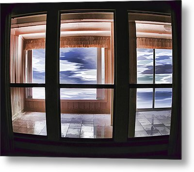 Breathing Space Metal Print by Wendy J St Christopher