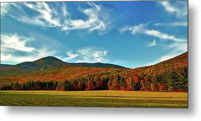 Breathtaking Autumn  Metal Print by Andy