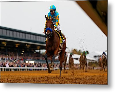 Breeder's Cup 2 Metal Print by Lone Dakota Photography
