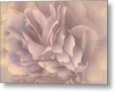 Breeze In Pastel Pearl Metal Print