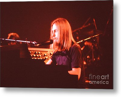 Music- Concert Grateful Dead Metal Print