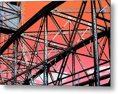 Bridge  Frame -  Ver. 11 Metal Print
