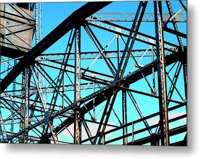 Bridge  Frame -  Ver.  5 Metal Print