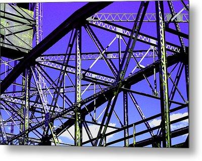 Bridge  Frame -  Ver. 6 Metal Print