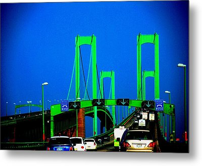 Bridges 1x2010b Metal Print