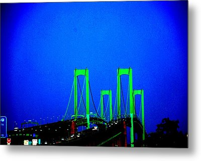 Bridges 2x2010b Metal Print