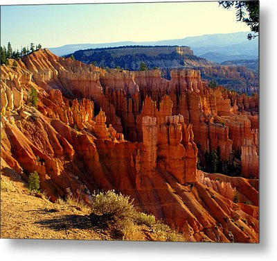Bryce 3 Metal Print by Marty Koch