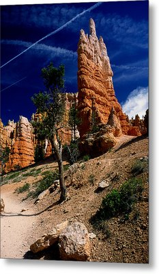 Bryce Canyon 10 Metal Print by Art Ferrier