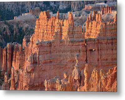 Metal Print featuring the photograph Bryce Canyon Sunrise 2016a by Bruce Gourley