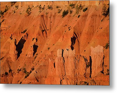Metal Print featuring the photograph Bryce Canyon Sunrise 2016b by Bruce Gourley