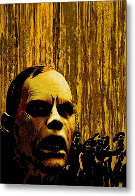 Bubb From Day Of The Dead Metal Print by Jeff DOttavio