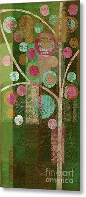Bubble Tree - 85lc16-j678888 Metal Print