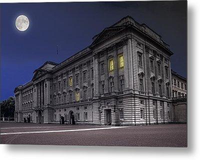 Buckingham Palace Metal Print by Jaroslaw Grudzinski
