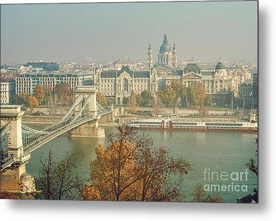 Budapest, Hungary Metal Print by Jelena Jovanovic