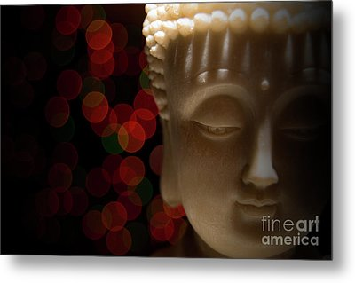 Metal Print featuring the photograph Buddha by Brian Jones