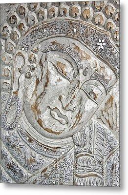 Buddha Metal Print by Joachim G Pinkawa