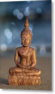 Buddha  Metal Print by Stelios Kleanthous