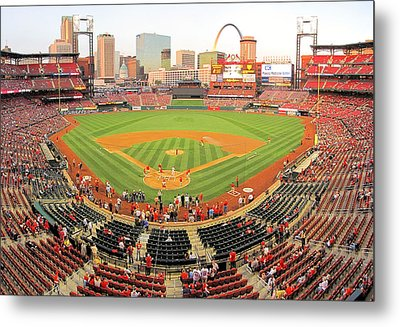 Busch Before The Game Metal Print