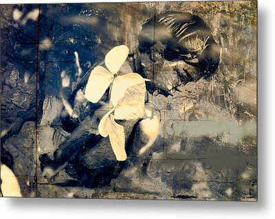 But Only When I Have Grown Up Metal Print by Nicole Frischlich