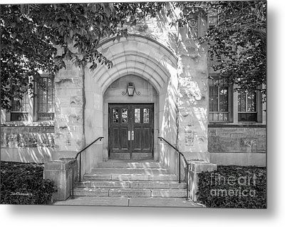 Butler University Doorway Metal Print
