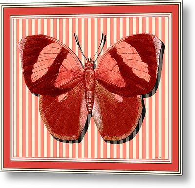 Butterfly 24 Metal Print
