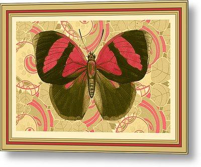 Butterfly 26 Metal Print