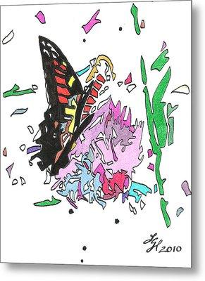 Butterfly2010 Metal Print