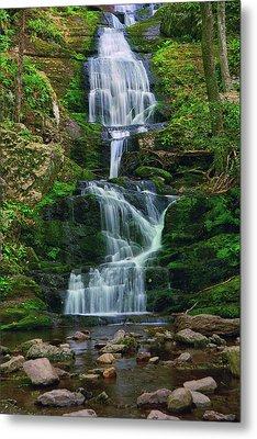 Buttermilk Falls 5 Metal Print by Raymond Salani III