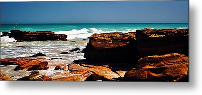 Cable Beach Broome Metal Print by Phill Petrovic