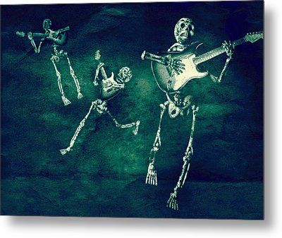Metal Print featuring the photograph Cadence by Jeff Gettis