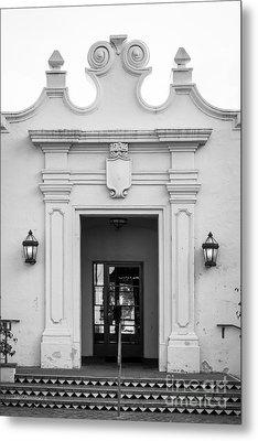 Cal State University Channel Islands Doorway Metal Print