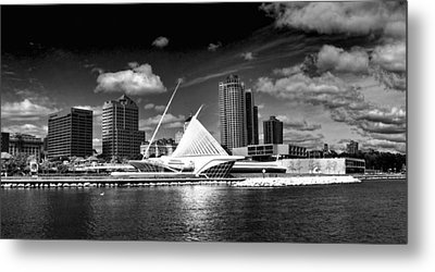 Calatrava 1 Metal Print by Gordon Engebretson