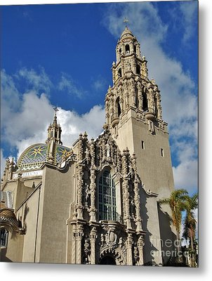 California Tower 2010 Metal Print by Jasna Gopic