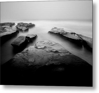 Calm Seas Metal Print by Joseph Smith