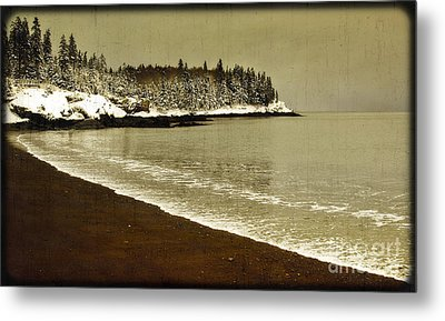 Calm Waters Metal Print by Alana Ranney