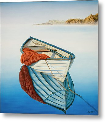 Calm Waters Metal Print by Horacio Cardozo