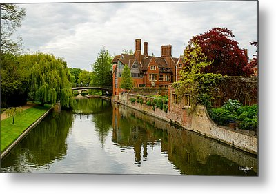 Cambridge Serenity Metal Print
