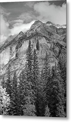 Canadian Rockies No. 2-2 Metal Print